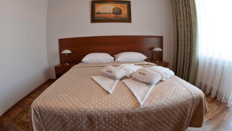 Отель РеВита Номер Стандарт 1-местный - Комната.