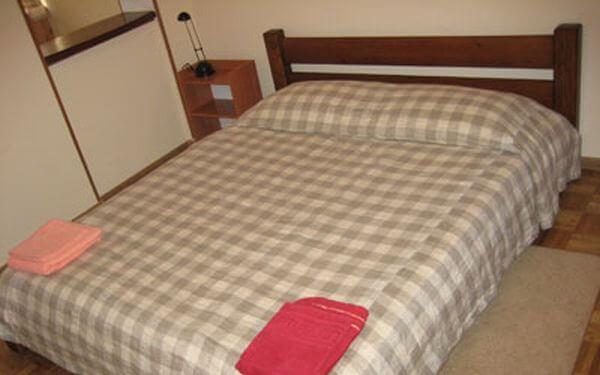 Отель Мальвы Номер 2-местный стандарт - Спальня.