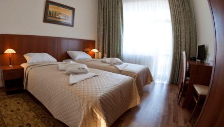 Отель РеВита Номер Стандарт 2-местный twin - Комната.