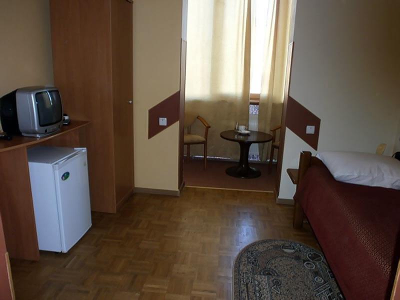 Отель Мальвы Номер 1-местный стандарт - Комната.