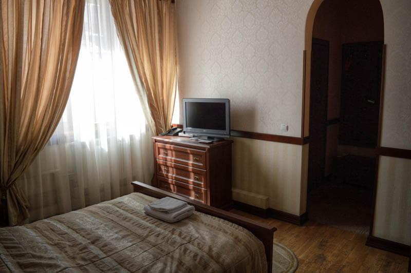 Отель Сенатор Номер Twin/dbl - Мебель.