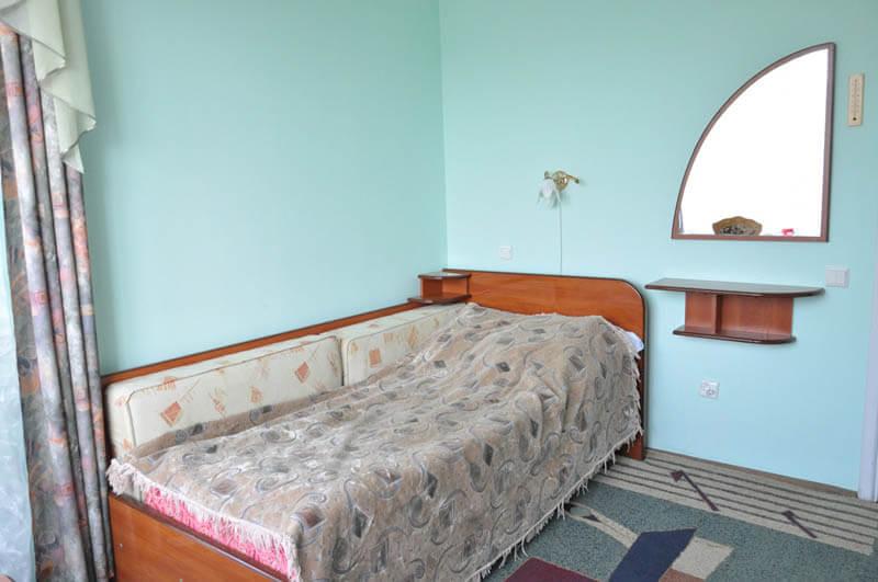 Номер - Одноместный A,B,C корп.2 - Спальня.
