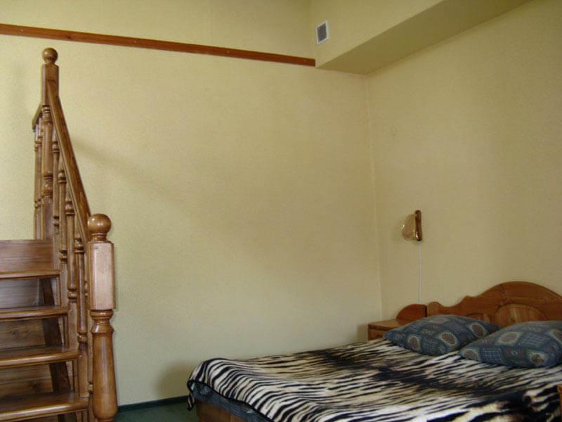 Ориана Трускавец Номер Люкс 2-комнатый - В номере.