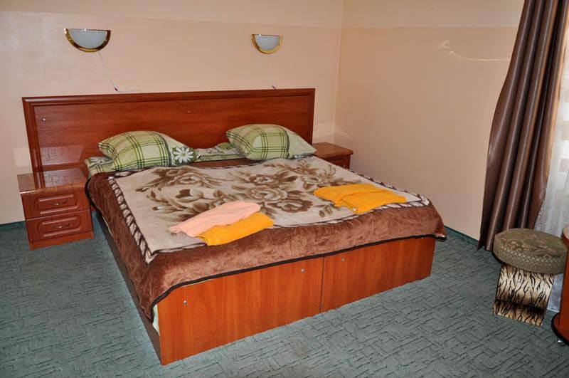Ориана Трускавец Номер Двухместный - Кровать.