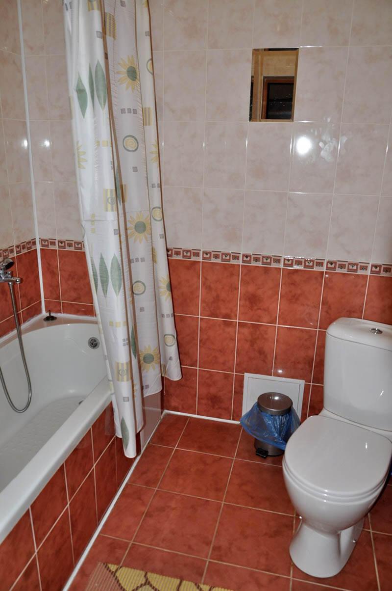 Ориана Трускавец Номер Двухместный - Туалет.