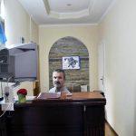 Отель Мальвы Трускавец Фото - Reception.