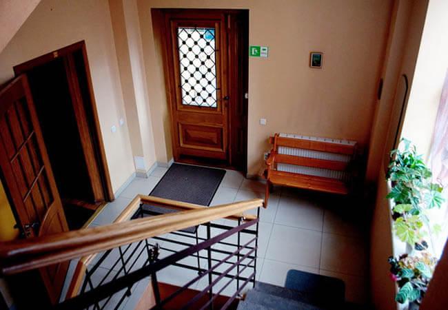 Отель Мальвы Трускавец Фото - Ступеньки.