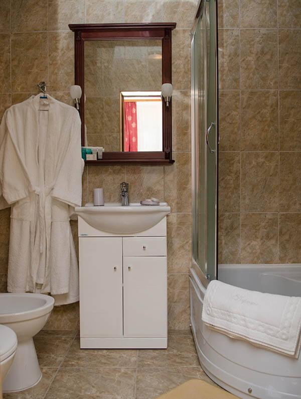 Отель Нафтуся номер супер люкс - Халат.