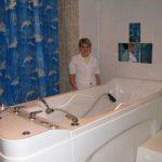 Отель Ориана Трускавец Фото - Лечебная ванна.