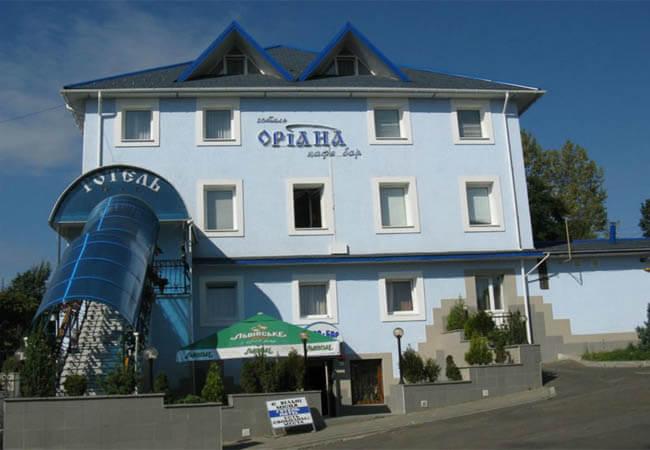 Отель Ориана Трускавец Фото