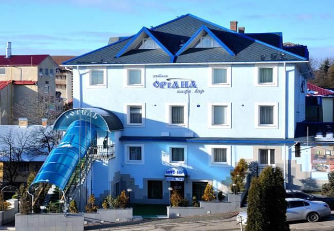 Отель Ориана Фото