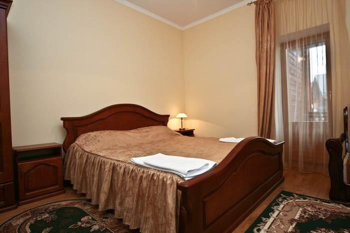 Отель Парк Трускавец Номер Комфорт - Спальня.