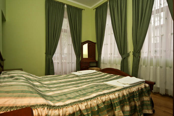 Отель Парк Трускавец Номер Люкс Комфорт - Комната.