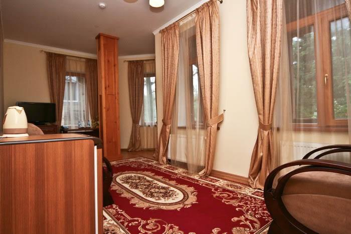 Отель Парк Трускавец Номер Люкс -