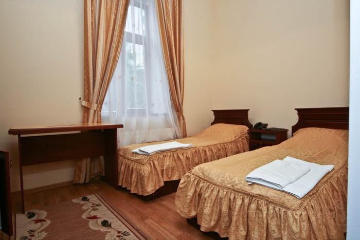 Отель Парк Трускавец Номер Стандарт - Кровати.