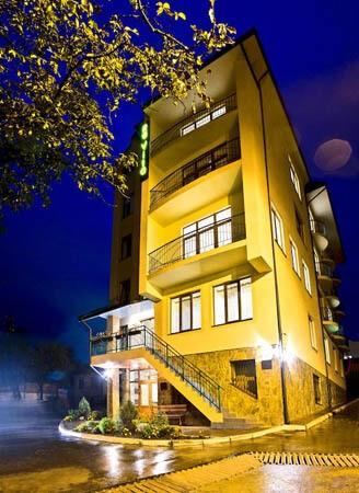 Отель РеВита Трускавец Фото