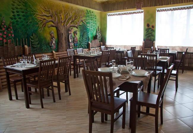 Отель РеВита Трускавец Фото - Ресторан.