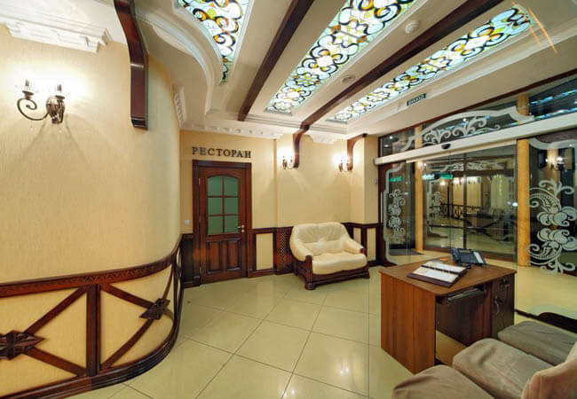 Отель Сенатор Трускавец Фото - зона отдыха.