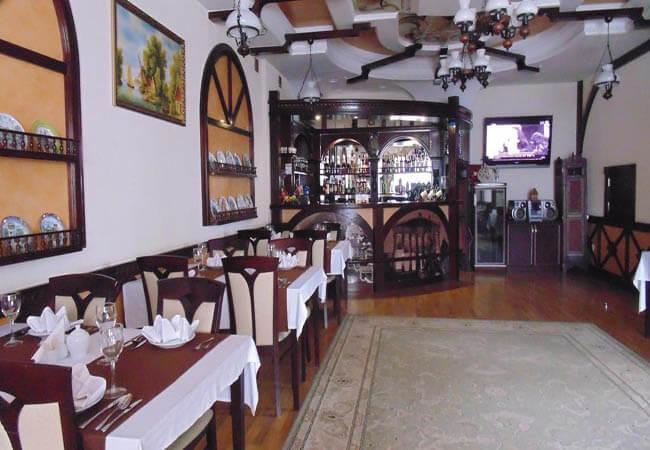 Отель Сенатор Трускавец Фото - ресторан.