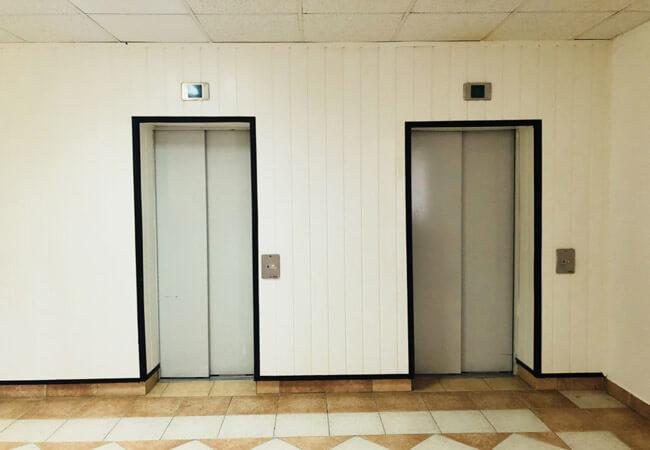 Санаторий Карпаты Мукачево - Лифты.