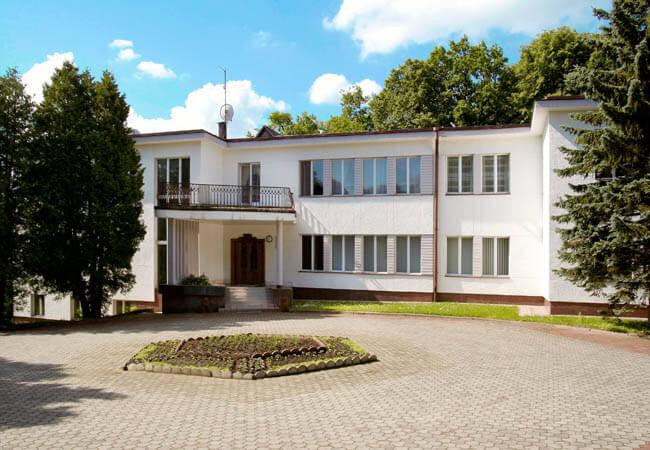 Санаторий Хрустальный Дворец Фото - 3 корпус.