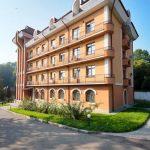 Санаторий Хрустальный Дворец Трускавец Фото - Отель.