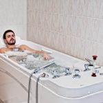 Санаторий Вернигора Трускавец Фото - Целебная ванна.