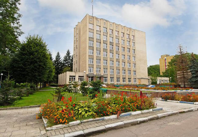 Санаторий Днестр Моршин Фото
