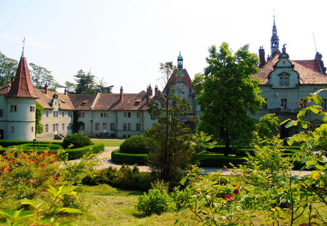 Дворец Шенборнов.