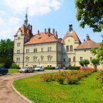 Санаторий Карпаты Чинадиево - Дворец Шенборнов.
