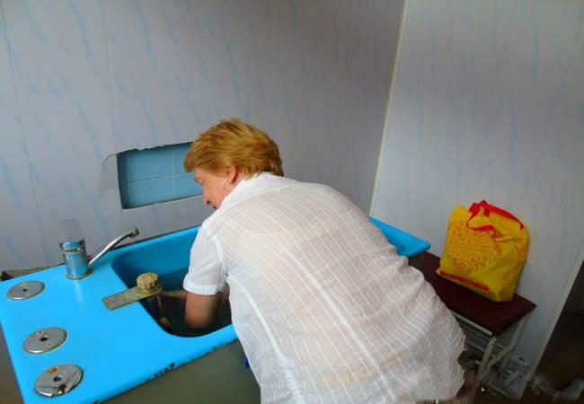 Санаторий Карпаты Закарпатье Фото - лечение рук.
