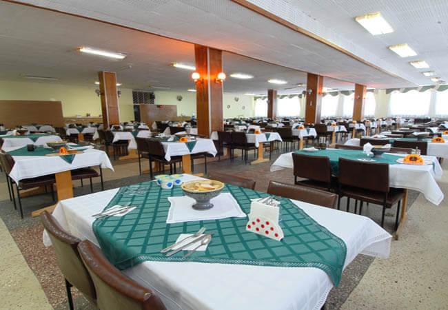Санаторий Лаванда Моршин Фото - Ресторан.