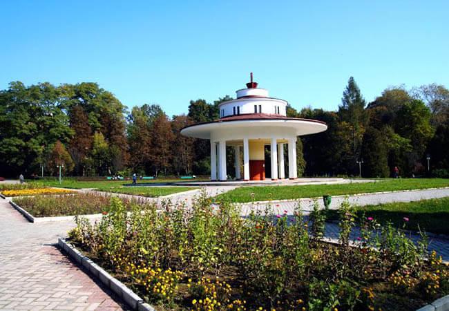 Санаторий Лаванда Моршин Фото -Моршинкурорт.