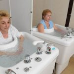 Санаторий Лаванда Моршин Фото - Лечебные ванны.