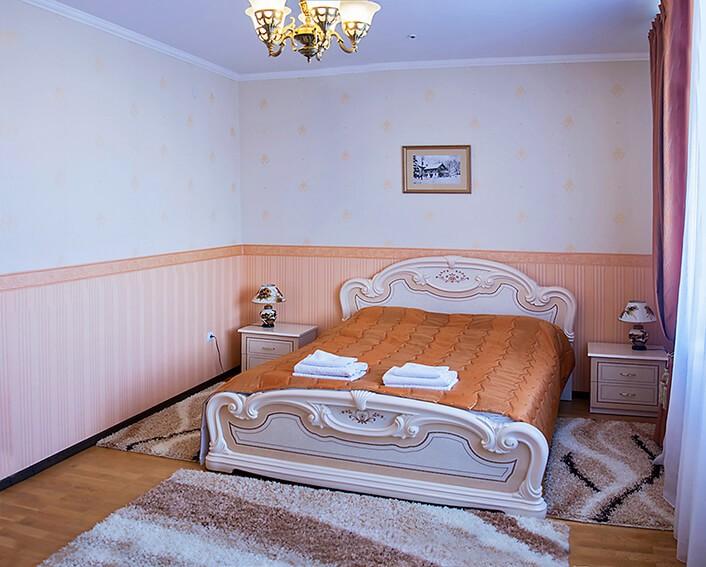 Отель Сенатор Апартаменты 3ком. - Комната.