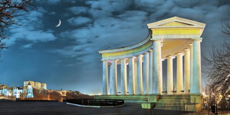 Архитектура Одессы.