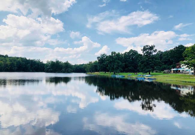 Моршинское озеро