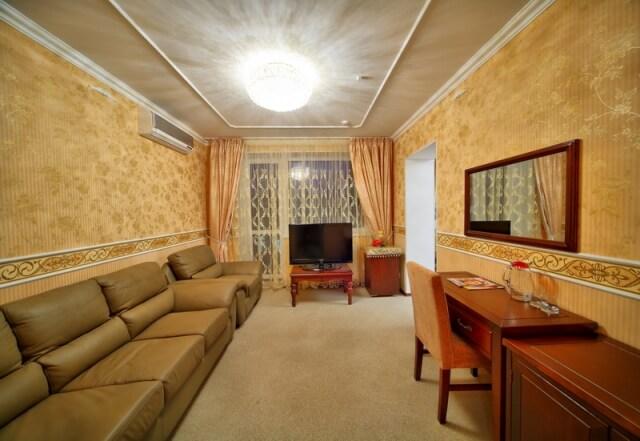 Аркадия Моршин Номер апартаменты - Комната.