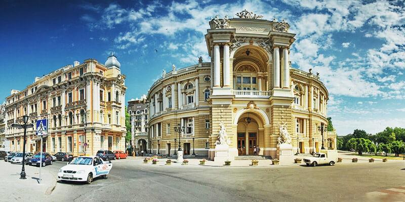 Оперный в Одессе
