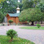 Санаторий Горького Одесса Фото - Церковь.