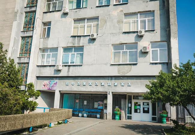 Санаторий Куяльник Одесса Фото - Корпус.