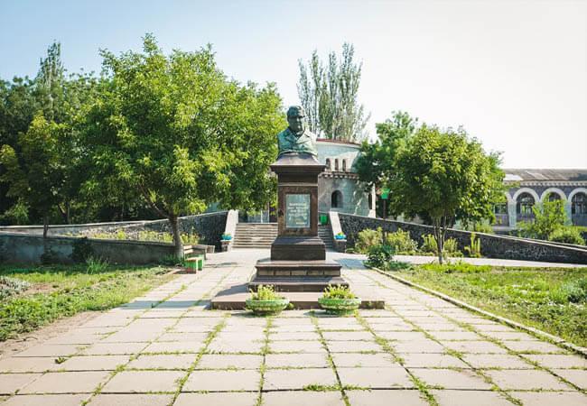 Санаторий Куяльник Одесса Фото - Памятник.