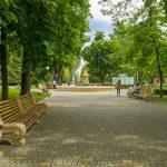 Санаторий Лермонтовский Одесса Фото - Лавочки.