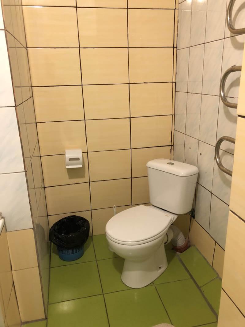Медоборы Номер Комфорт+ - Туалет.