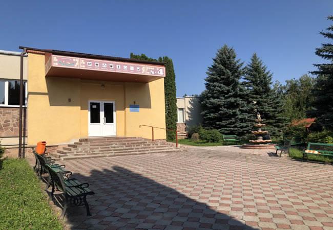 Санаторий Медоборы Фото - Корпус 4