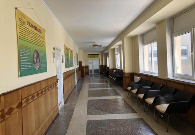 Санаторий Медоборы Фото - Лечебница.