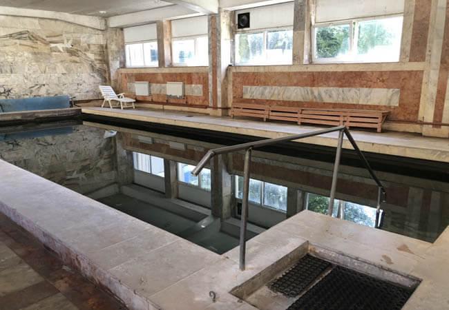 Санаторий Медоборы Конопкивка - Бассейн.