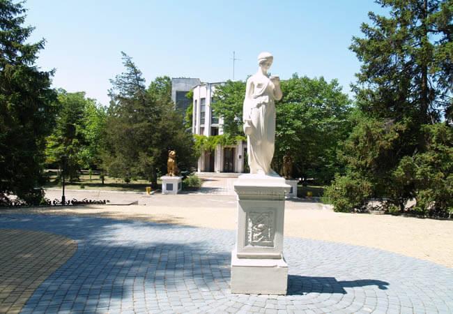 Санаторий Одесса Фото