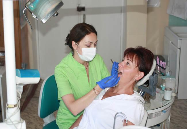Стоматология в Одессе.