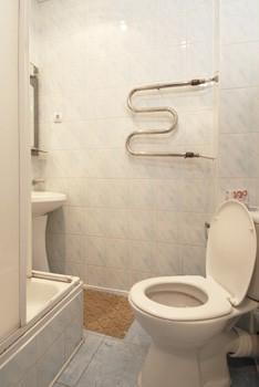 Жемчужина Прикарпатья Номер улучш. 2месн. - туалет.